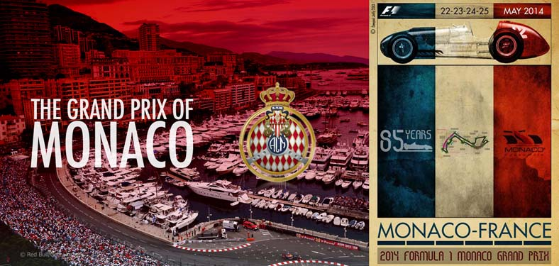 Grand Prix de Monaco - The CERCLE - Conciergerie Privée de Luxe - Paris