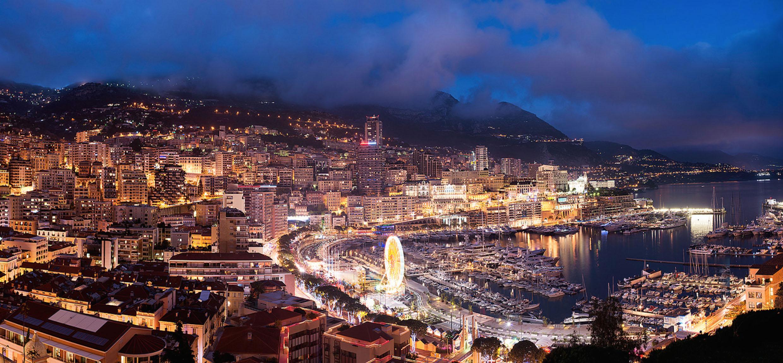 Monaco Prince Albert Fête Evénement Rocher Riviera Monte Carlo