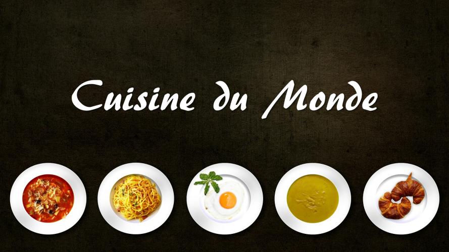 Restaurant se faire plaisir the cercle for Restaurant cuisine du monde paris